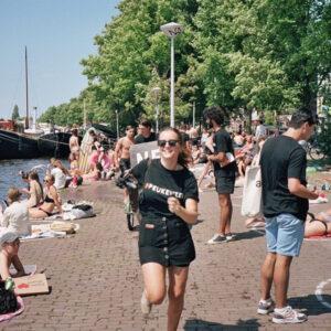 No Filter, zomer uitdeel actie