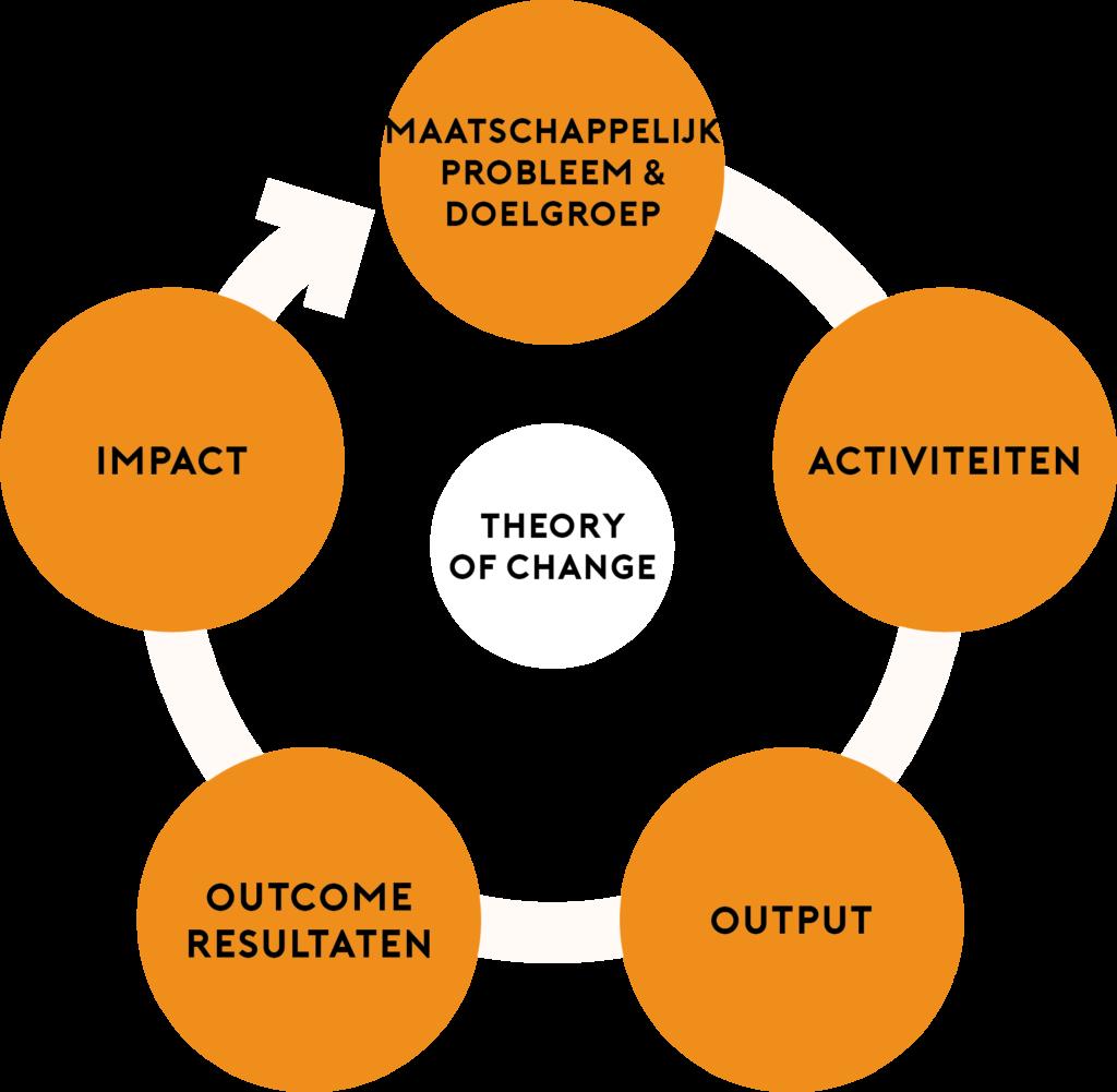 Theory Of Change Peukenzee